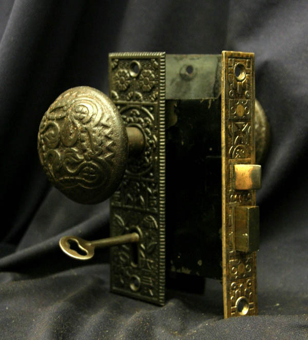 Sources for Vintage Antique and Reproduction Door Hardware