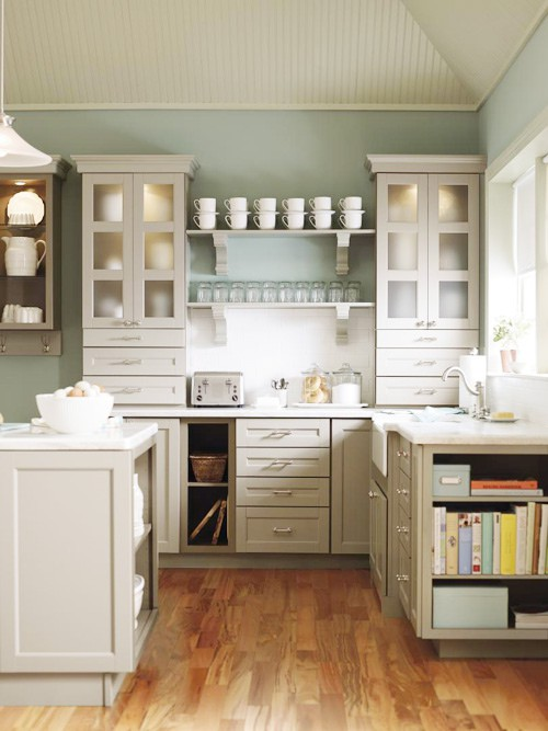 marvelous Martha Stewart Kitchen Cabinets Reviews #1: Top 306 Complaints And Reviews About Home Depot Kitchens Page 2. Martha  Stewart Living Tipton Kitchen