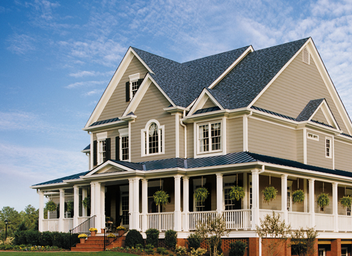 Certainteed Cement Board Siding : Laura ken s house part exterior fiber cement siding