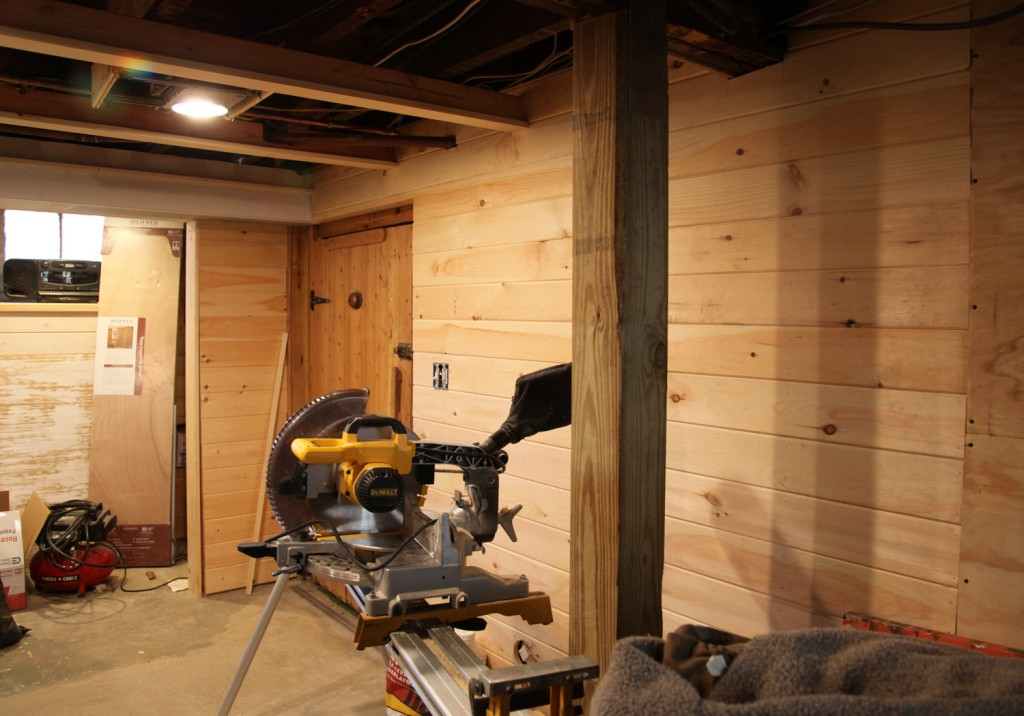 Basement Lighting Recessed Ceiling: Our Basement Part 31: Ceiling, LED Recessed Lights & More