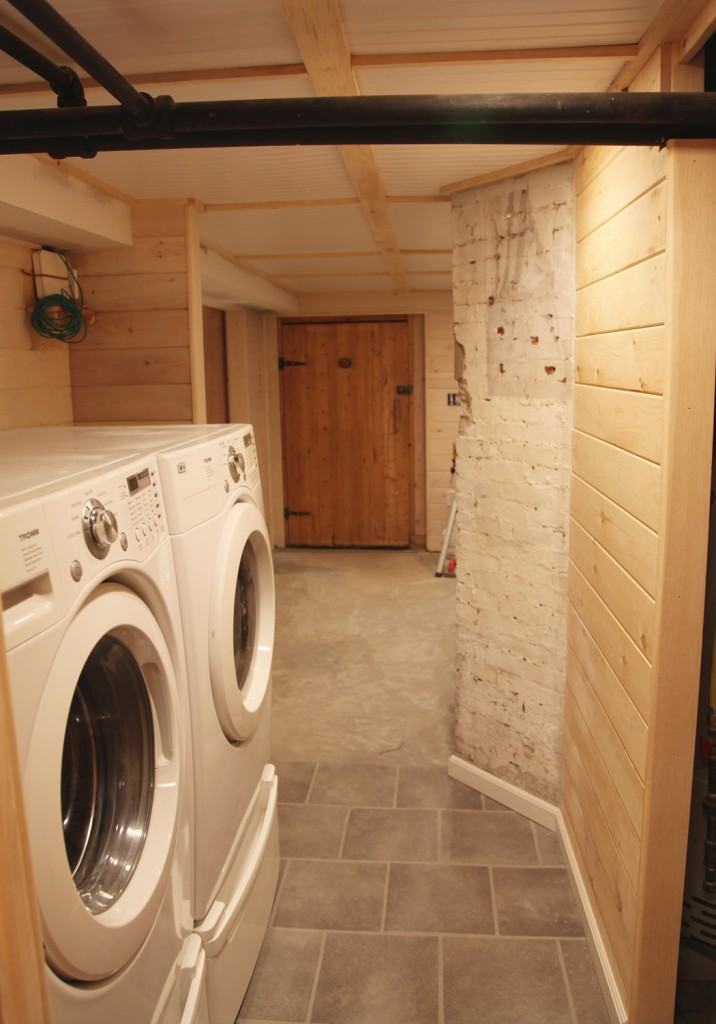Our Basement Part 37: We Have A Laundry Room!