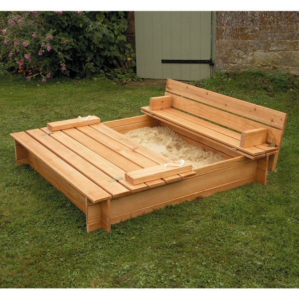 PDF DIY Wooden Sandbox Plans Download Woodwork Artist