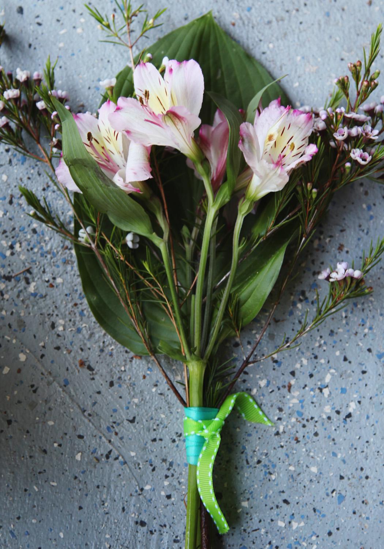 Small Flower Bouquets for Teacher Appreciation Week | Stately Kitsch
