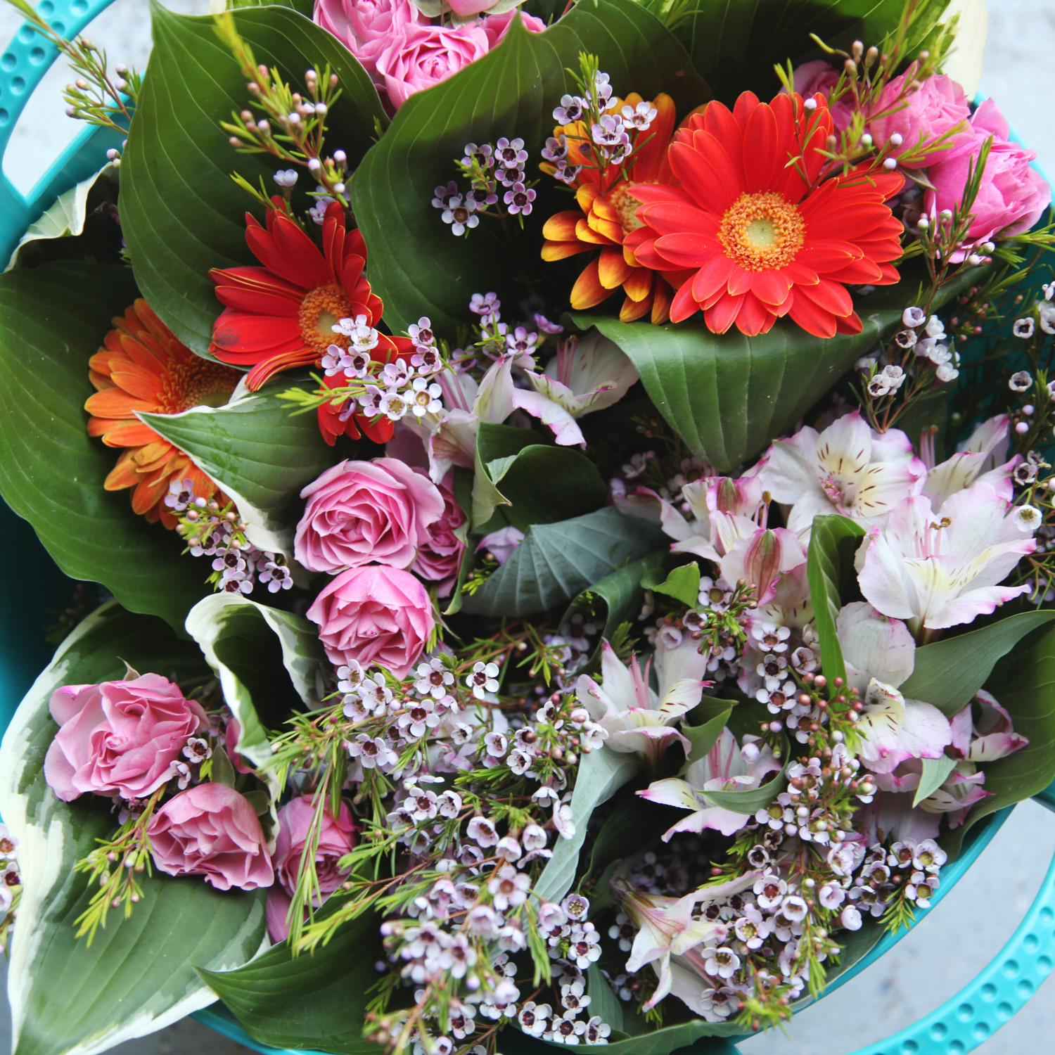 Small Flower Bouquets for Teacher Appreciation Week | Stately Kitsch