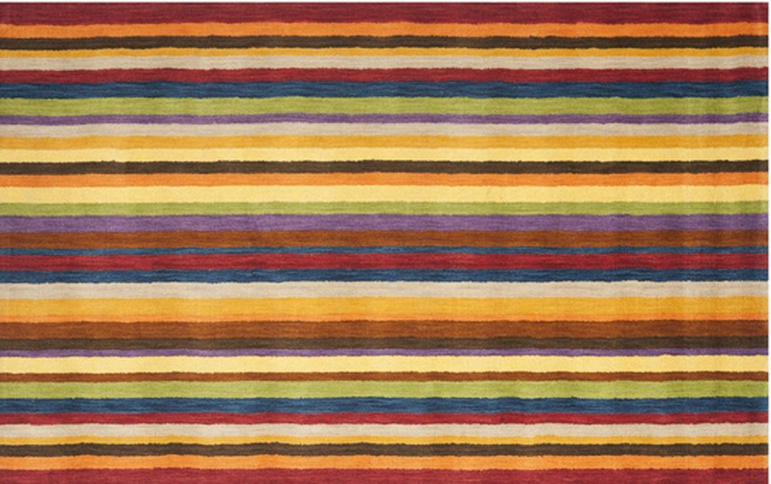Striped Wool Rugs Roselawnlutheran