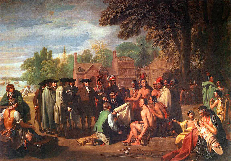 800px-Treaty_of_Penn_with_Indians_by_Benjamin_West