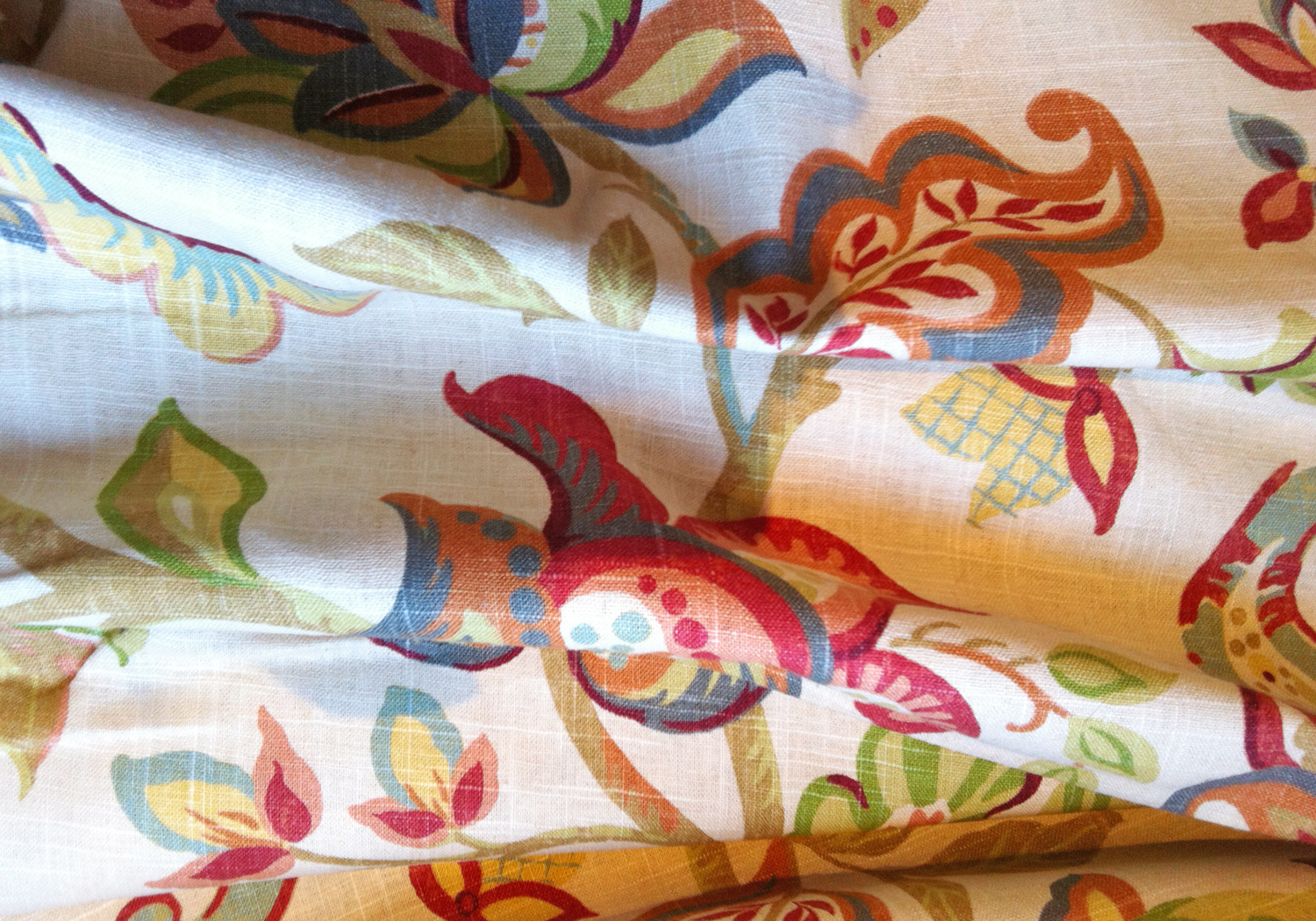 Pretty Fabric Please Come Home with Me Stately Kitsch