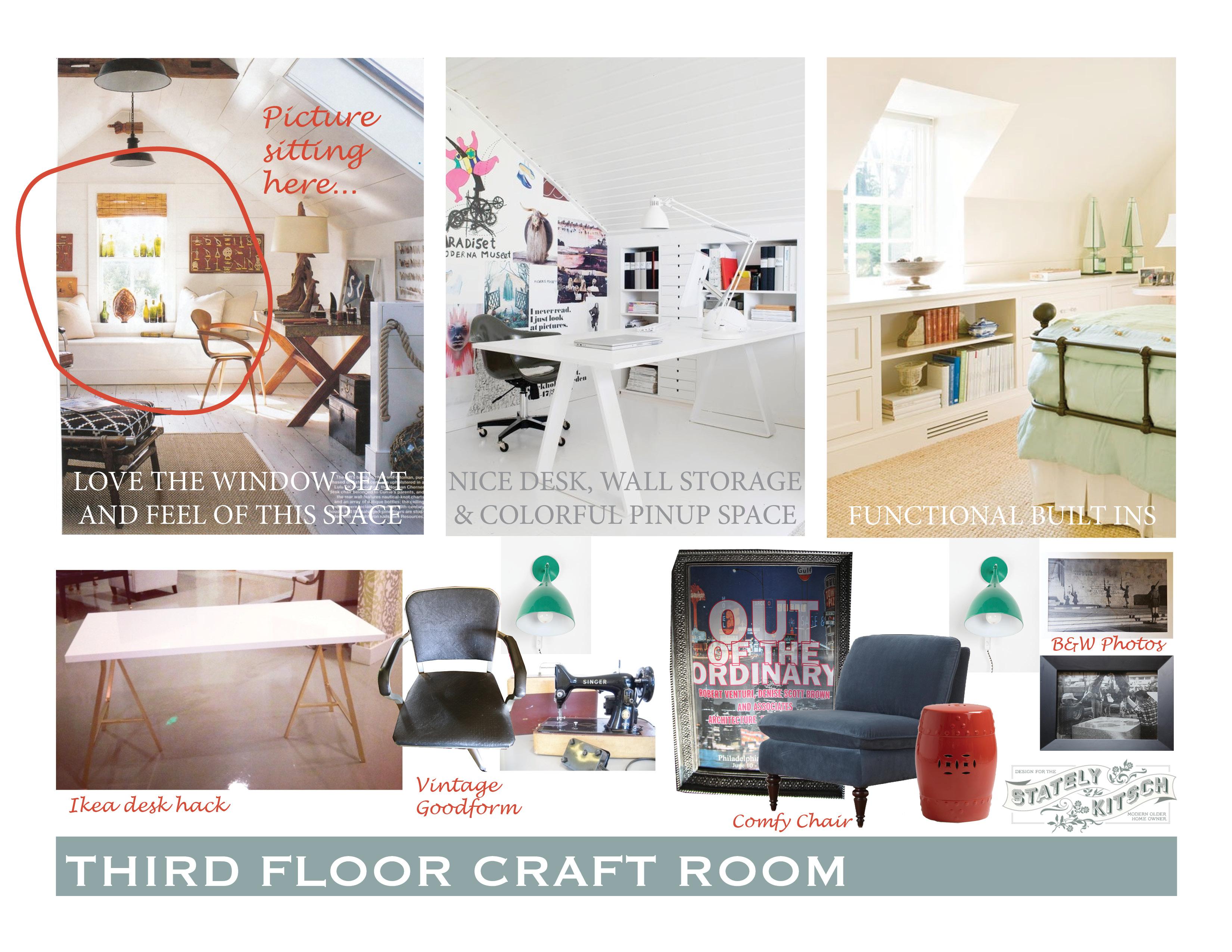Third Floor | Stately Kitsch
