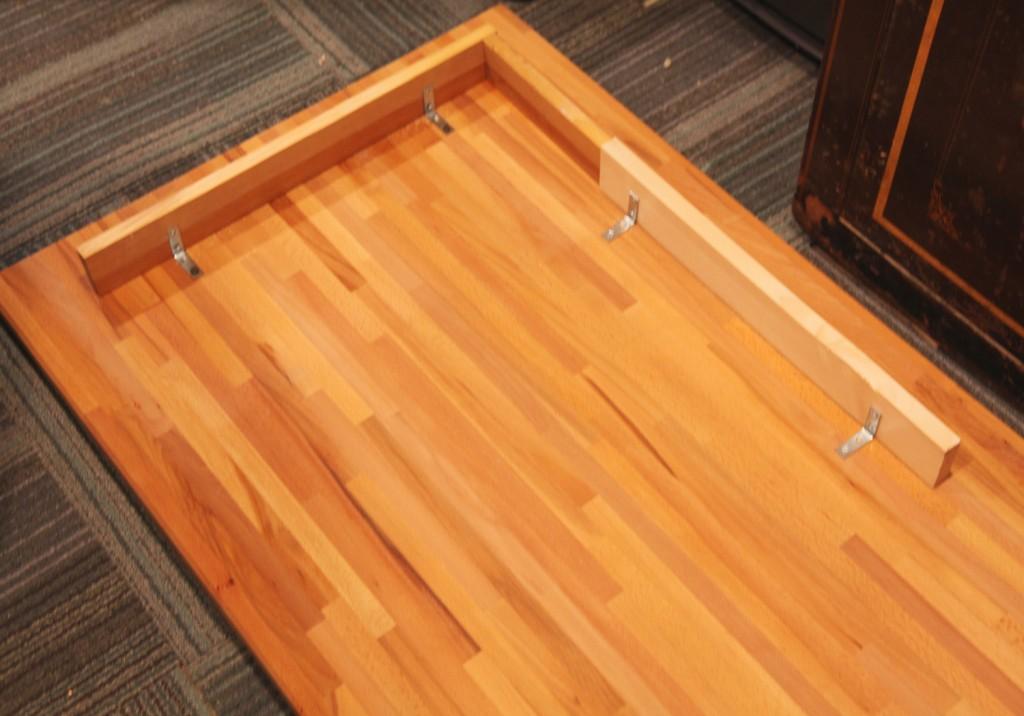 woodcounter-install