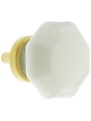 milkglassknob