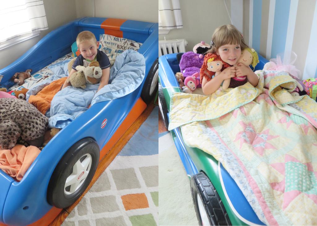 kidscarbeds