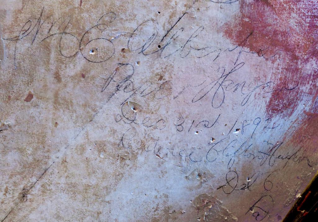 wall-signature